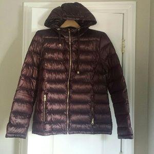 Andrew Mark winter down goose jacket women's L
